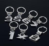 new promotional gift pom pom car keys personalized keychain ring