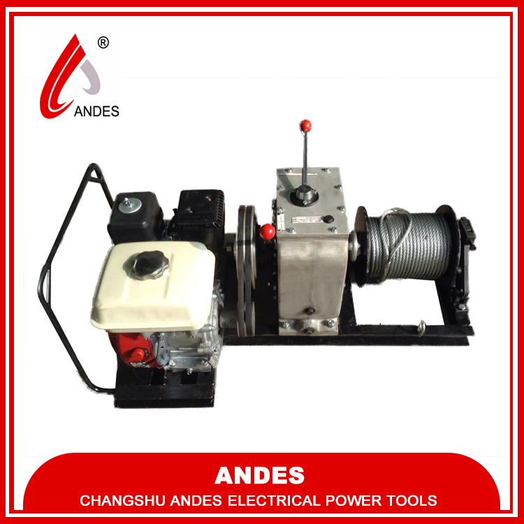 Best Selling High Speed 5t Powered Electric Engine Motor