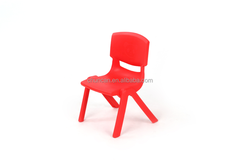 3 Sizes Children Chairs New Material Cheap Plastic Colorful Chair PP  Injection Molded Chairs For Kids