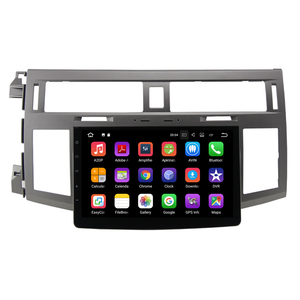 android car dvd gps for Toyota Avalon 2006-2010 with radio audio multimedia