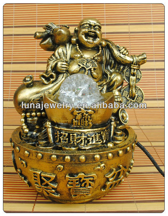 Bronze color laughing buddha fountainindoor waterfall buddha bronze color laughing buddha fountainindoor waterfall buddha fountain home decoration buy buddha fountainbuddha water fountainwaterfall buddha fountain workwithnaturefo