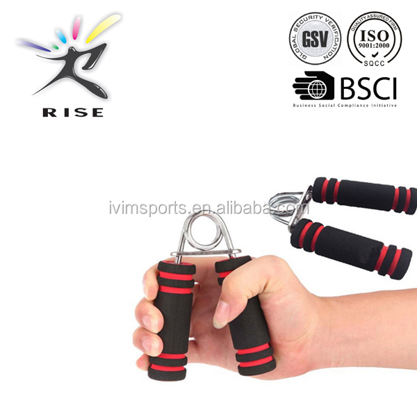 adjustable plastic Power exercise equipment hand grip