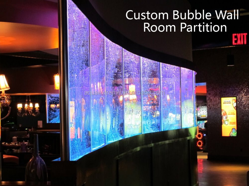 home decorationhotel decoration water bubble wall screenwater bubble panel