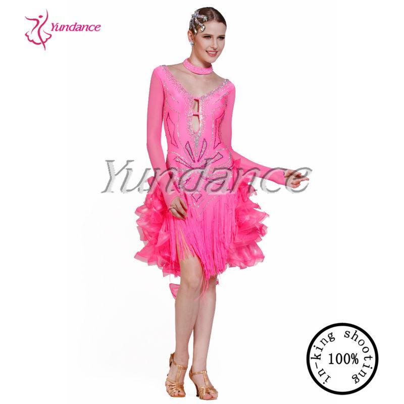 L-13126 Mujeres Salón De Baile Salsa Samba Rumba Tango Columpio ...