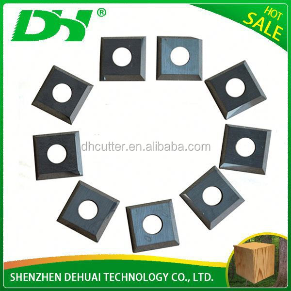 2015 high quality low price carbide reversible blade for wood