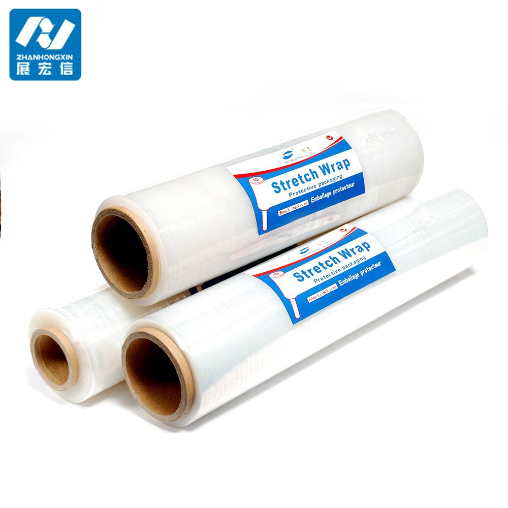 stretch film ,pallet wrap ,raw material from Exxon
