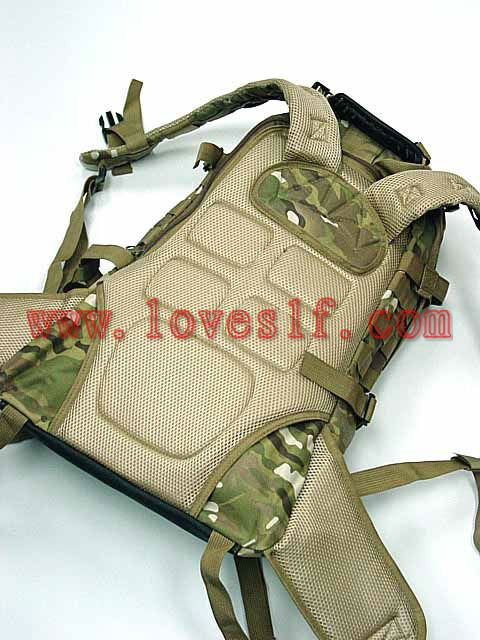 TAD military backpack Mountaineering backpack bag/sports canvas backpack