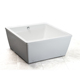 SM8516 Family useful freestanding floor bathroom square small sizes acrylic bathtub
