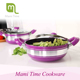 NEW Design Fashion ceramic cookware set induction cookware