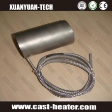 spiral hot runner heating coil