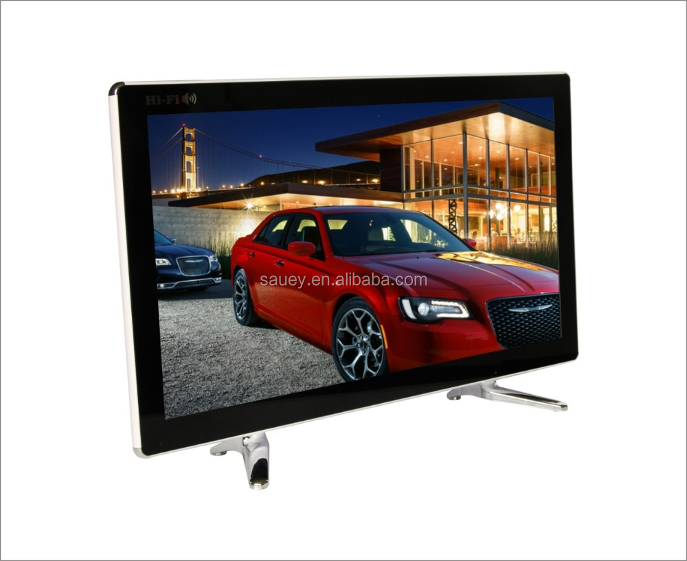 24 inch flat screen fhd 1080p led lcd digital tvs on sale 2016 promotion special price smart LED TV