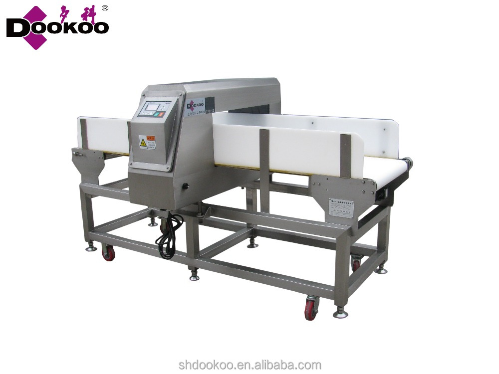 Metal Detector For Food Processing Industry With Ce Detector