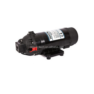 220VAC or 12DC Max 170PSI high lift mini electric RVs pump,yacht pump, self-priming diaphragm booster pump( Flojet/shurflo pump)