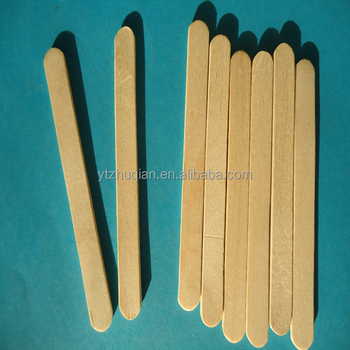 Custom Wooden Thin Popsicle Ice Cream Sticks With Hot Stamping Buy Dry Iceice Cream Sticksbirch Ice Cream Popsicle Sticks Product On Alibabacom