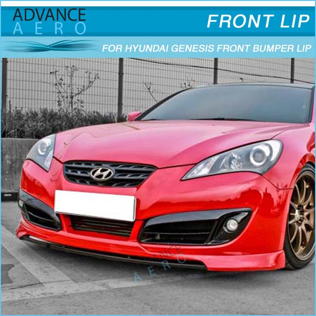 For 2010 2011 2012 Hyundai Genesis Coupe Type S1 Style Pu Body ...