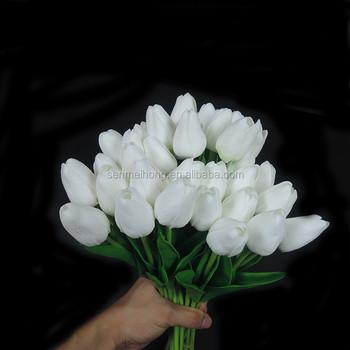 Fabriek Groothandel Plastic Tulip Bloem Kunstbloemen Met Led ...