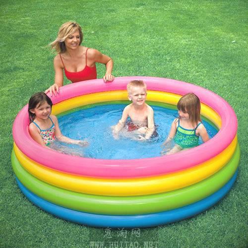 Hot Sale Hard Plastic Swimming Pools For Kids Adult