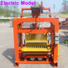 concrete block machine moulds manual brick making machinery for sale
