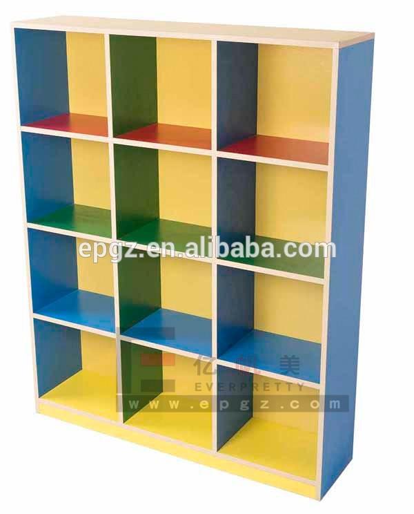 Wooden School Bag Cabinet Kids Room Cabinets Storage Kb 01