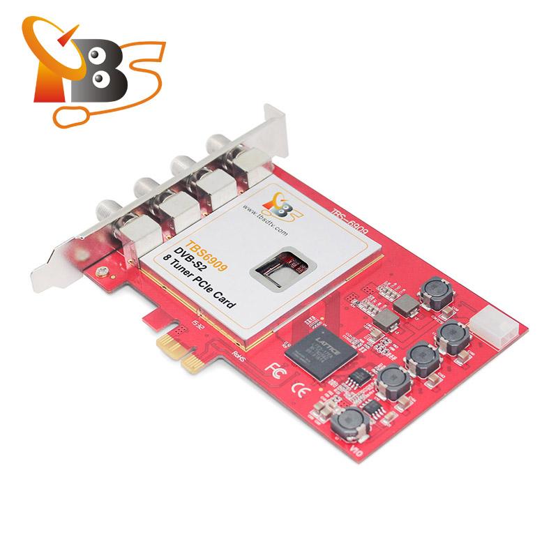 TBS TBS6220 PCIe TV Tuner Drivers Update