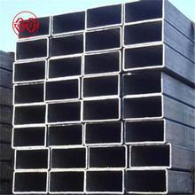 construction material list black annealed iron square tube best wholesale websites