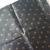 Black tissue paper with company logo for clothing wrapping paper