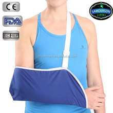 FDA Certified breathable lightweight arm and shoulder immobilizer