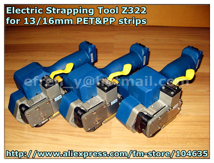 strapping tool 10