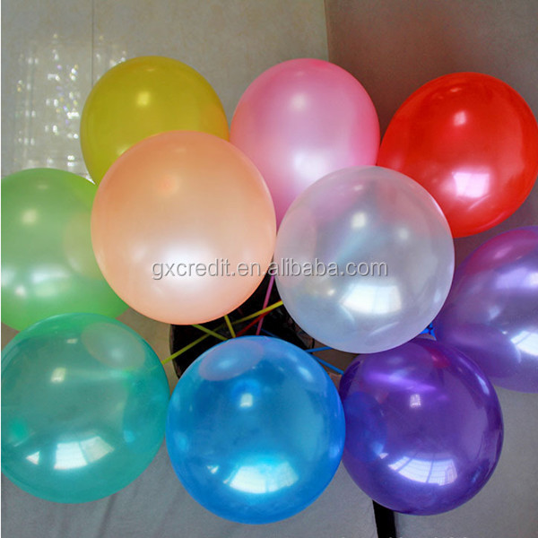 White Pearl Latex Balloons Party City Wholesale