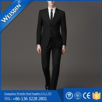 new style slim fit tuxedo suits anti-shrink business man clothes