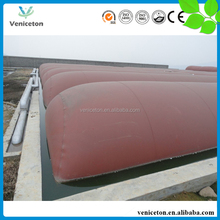 Veniceton industrial biogas digester for working model of biogas plant