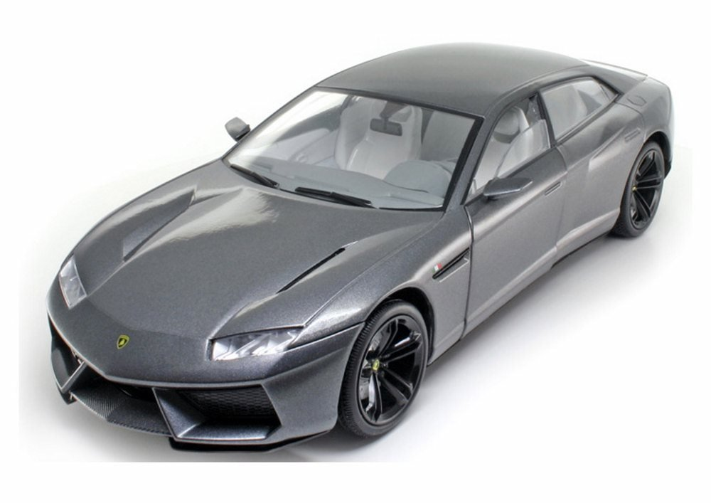 Get Quotations · Lamborghini Estoque, Gray   Motormax 79157   1/18 Scale  Diecast Model Car
