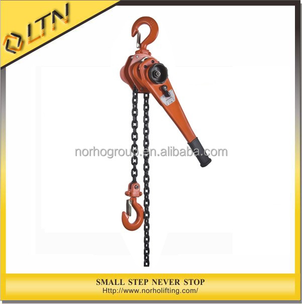 Durable and Best Price CE&GS TUV Approved Level Chain Hoist Crane&Wire Rope Hoist