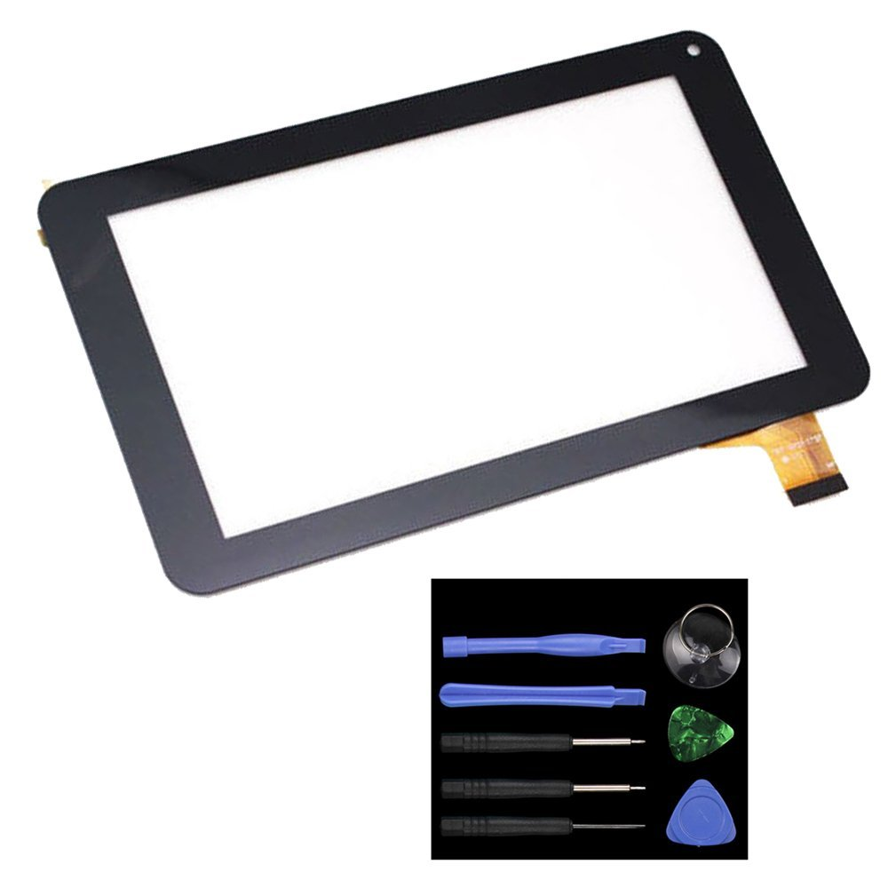 86V 7 Touch Screen Digitizer Glass For 7 In Y7Y007 TPT-070-134 ZHC-059B Tablet
