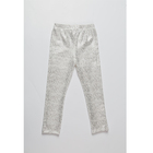 Low price kid long pants triple ruffle girls boys leather pants