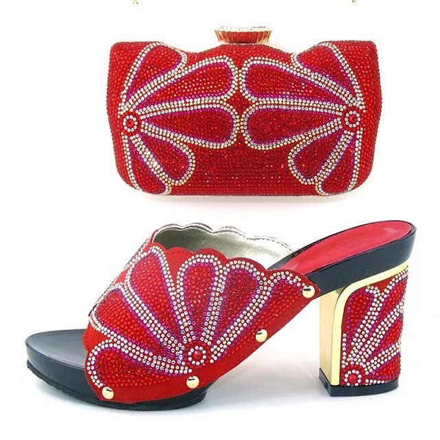 Yellow design Wholesale to Italy and matching lady shoes match bag 2017 evening shoe bag RXZxOfOw