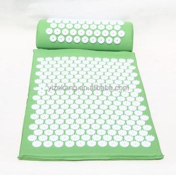 Shakti Yoga Acupuncture Mat Set With Travel Neck Pillow Whole Set ...