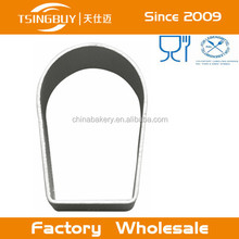 Wholesale customized aluminum cake pan numbers shapes for the perfect gauge heat conducting