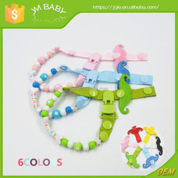 Belt Pacifier Clips Nipple Teethers Baby Toy Holder Baby Pacifier Clip Holder Chain
