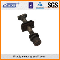 Rail Clip Bolt/Clamp Bolt for Concrete Sleeper