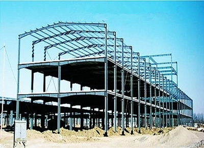 metal steel structural autocad projects