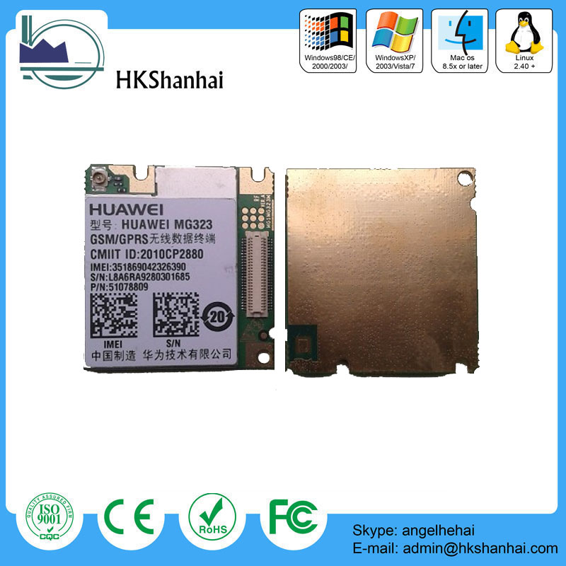 Hot offer wireless data transmitter huawei mg323 gsm gprs module