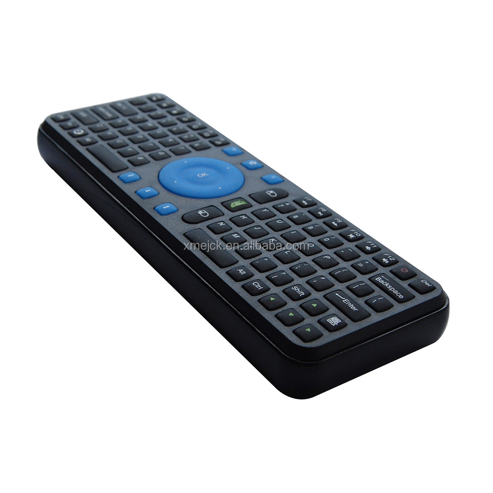 2.4G USB Gyroscope Air Fly Mouse Remote Wireless Keyboard for Mini PC Android TV Box XMR-DSH28