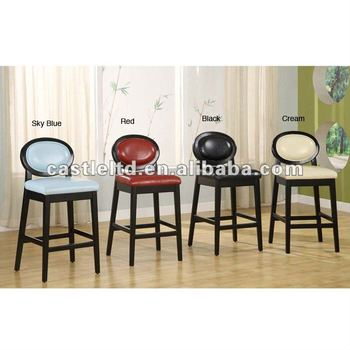Egg Low Back Bar Stoolleather Barstools Buy Leather Barstool