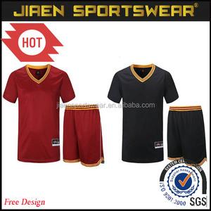 b7f42986399 Latest design men custom best blank youth sublimation print quick dry reversible  basketball jersey uniform cheap