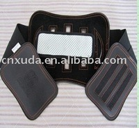 leather back support