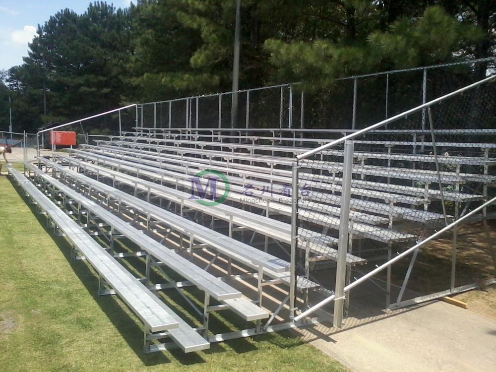 Metal Stadium Seats : Mc f football stadium outdoor metal grandstand aluminum