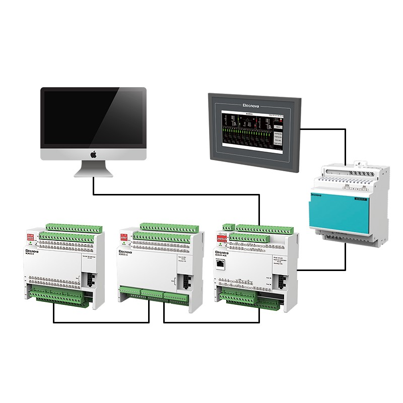 Energy Power Distribution Software Supervising Individual Module Extend  Pc/screen Industrial Control Scada Monitoring System - Buy Scada,Scada