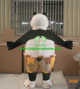 HI CE new style kung fu panda costumekung fu panda mascot for adult & Hi Ce New Style Kung Fu Panda CostumeKung Fu Panda Mascot For Adult ...