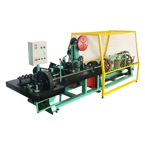 High Speed Automatic Barbed Wire Machine For Best Price